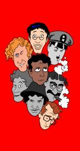 Comediantes_folder 9cm x 17cm